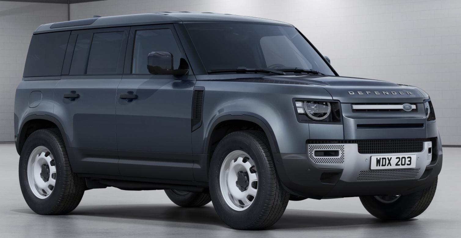 2021 Land Rover Defender P400e plug-in hybrid | Dosula