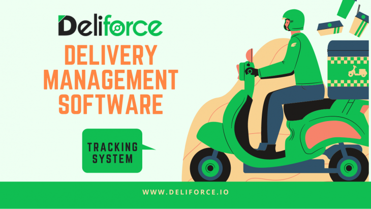 delivery management software