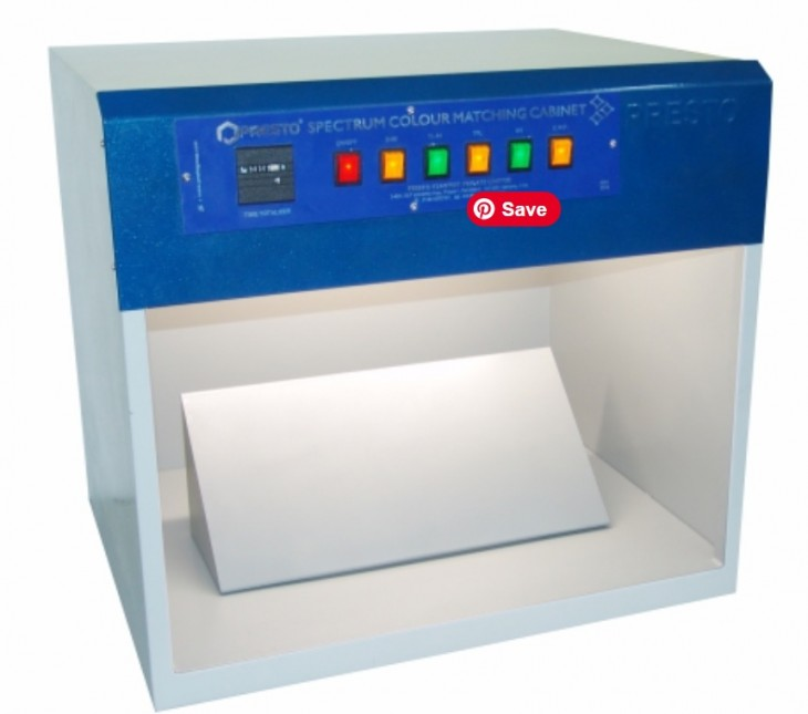 Colour Matching Cabinet Machine