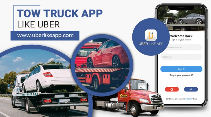 Have an idea for developing a Uber for Tow Trucks like app? We all know ideas won't fly without execution.