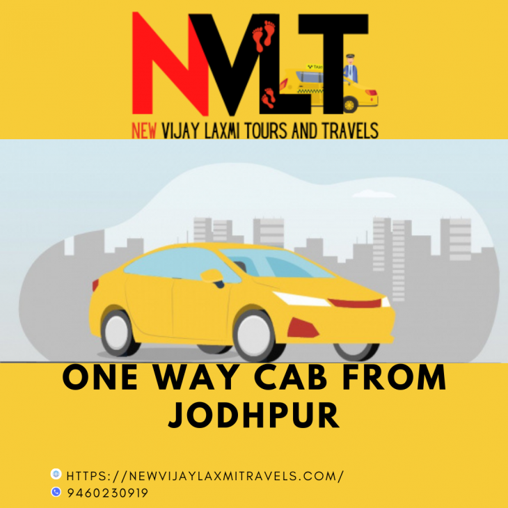 One Way Cab From Jodhpur