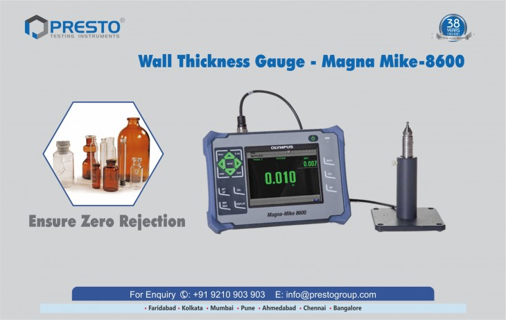 Wall Thickness Gauge