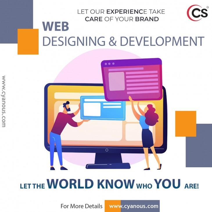 Cyanous offers the best web design and developement services in Hyderabad     to achieve your business goals. Contact Cyanous for the best web designing services now.