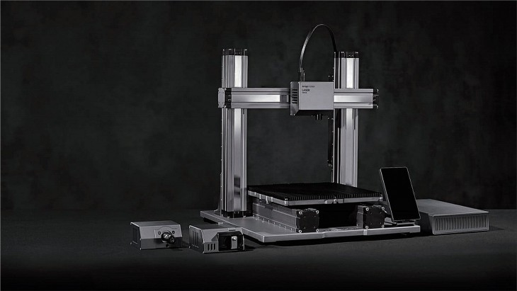 Snapmaker 2.0: 3D printer, laser engraving and CNC
