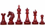 Handmade Wooden Chess Pieces