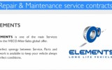 Repair & Maintenance service contracts