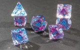 Acrylic dice set